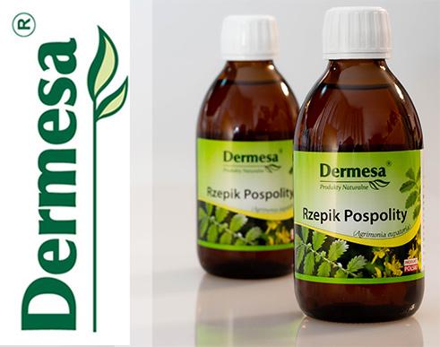 Rzepik Pospolity 250ml Dermesa